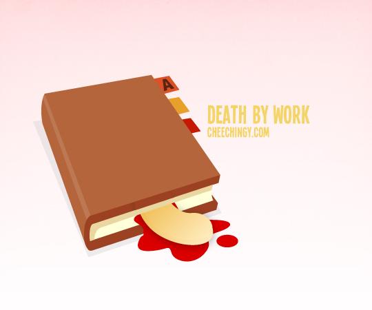 Death by Work