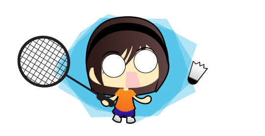 I Had So Much Fun When Went For Badminton Last Week Its Been Awhile Since Ive Played And The Time Was Just Got Back From