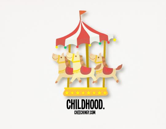 365 Art #41 Childhood.
