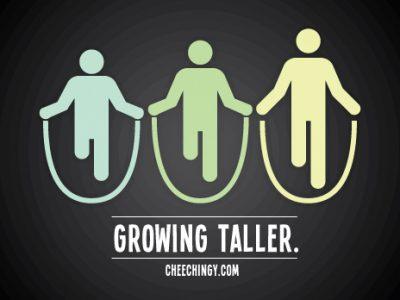 365 Art #46 Growing Taller