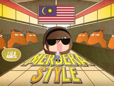 Gangnam Style Parody: Merdeka Style