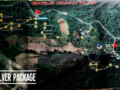 AirAsia Chiang Mai Adventure Part Five: Ziplining!