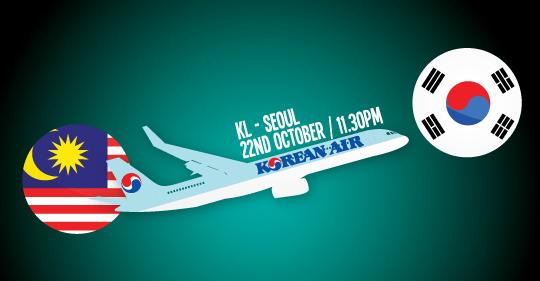 Asian On Air: Seoul Trip Day 1