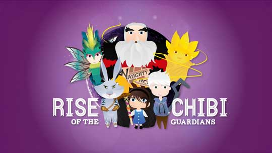 Christmas Special: Rise of the Chibi Guardians
