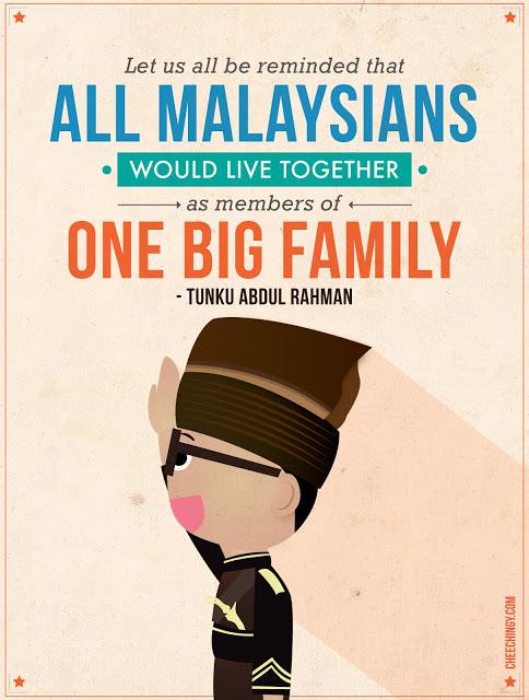 Happy 56th Birthday, Malaysia!