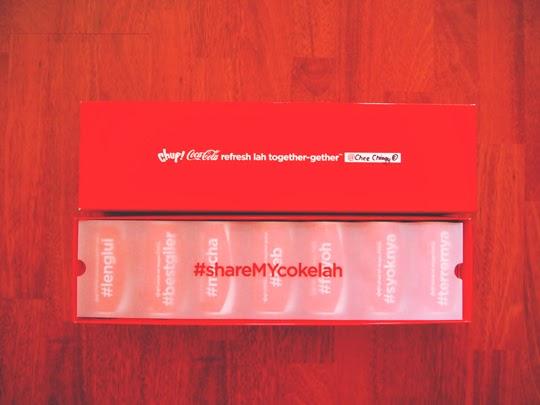Malaysian Coca Colas #shareMYcokelah