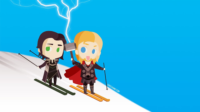 Thor 2: The Dark World // Wallpaper
