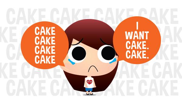 #bimbofriends Where's My Cake?