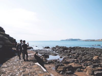 One Day in Jeju: Yongmeori Coast