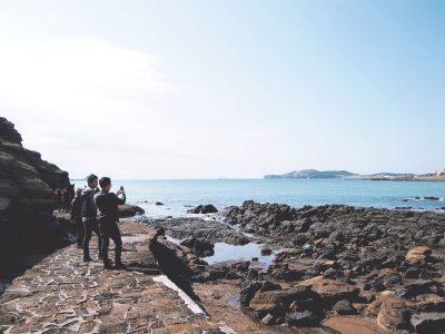 One Day in Jeju: Yongmeori Coast