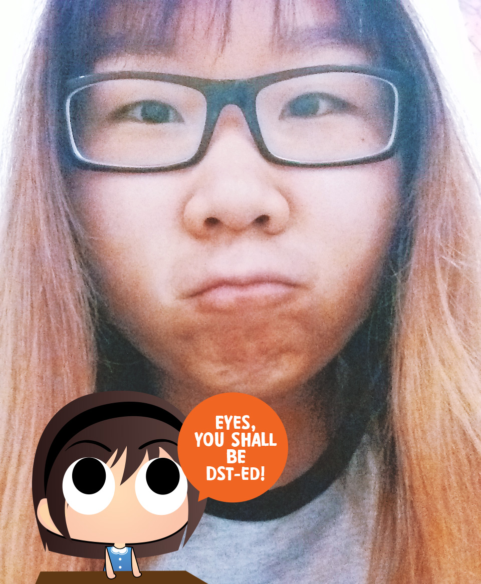 Ohey, Double Eyelids! (My Double Suture & Twist Surgery