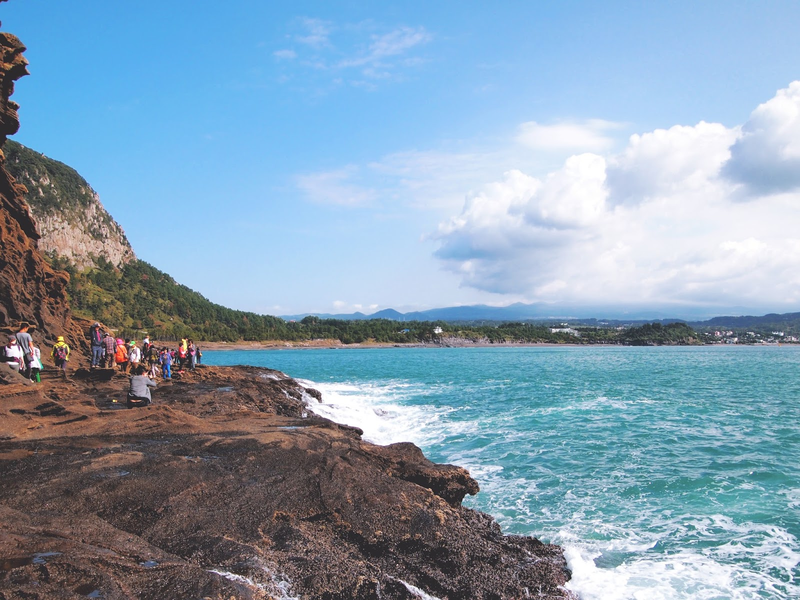 One Day Tour in Jeju Island