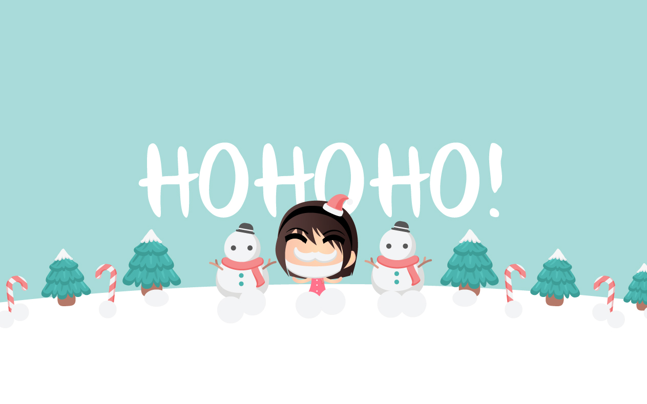 #wallpaper Merry Christmas Everybodeh!
