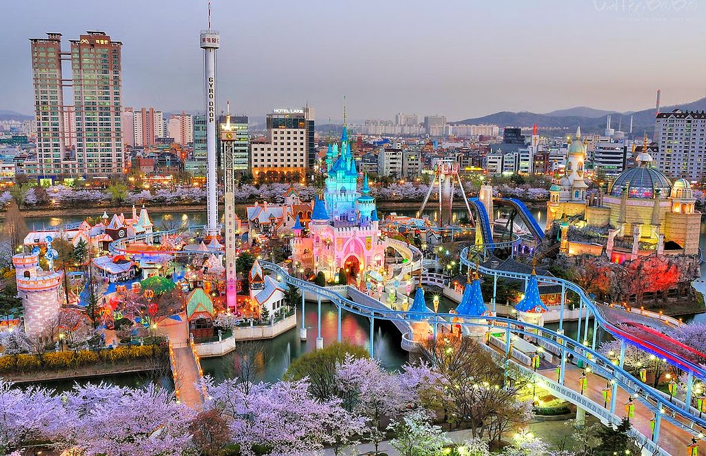 Tips and Tricks at Lotte World, Seoul