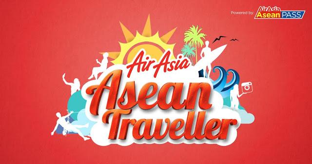 #AABC Asean Traveler Contest