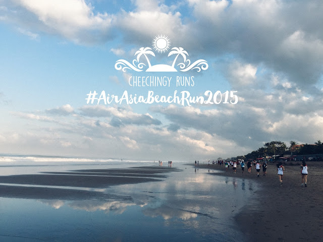 I'll Definitely Return to #AirAsiaBaliBeachRun Next Year