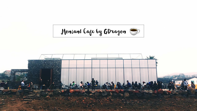 #cheechingytravels Jeju KPOP Edition: Monsant Cafe by GDragon & PLAY KPOP