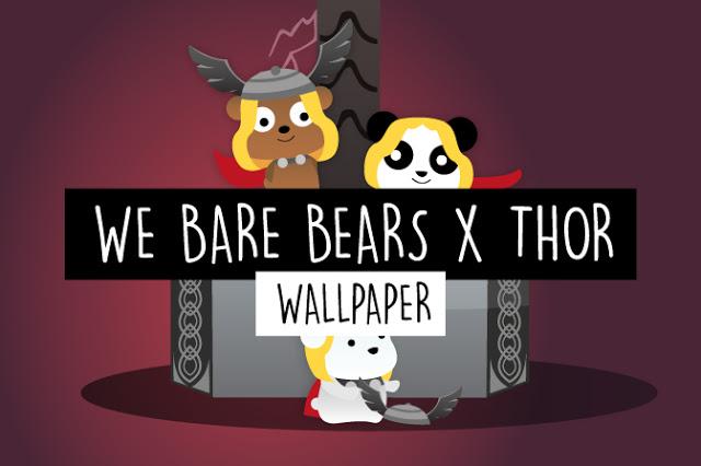 webarebears thor preview