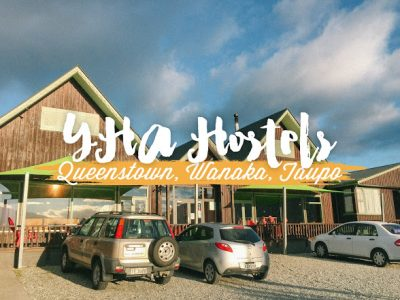 YHA NZ: Queenstown, Wanaka and Taupo