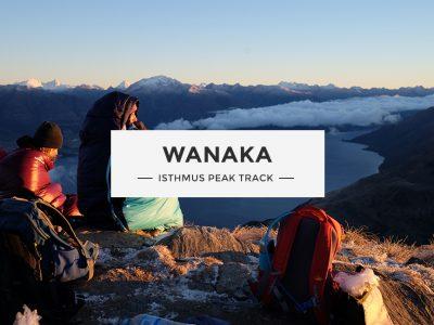 Wanaka: Isthmus Peak