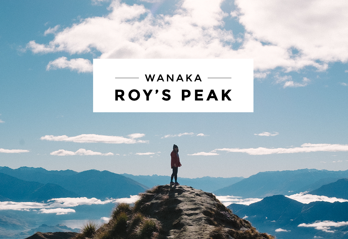 Wanaka: Roy's Peak