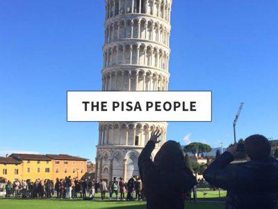 My Favourite Part of Pisa