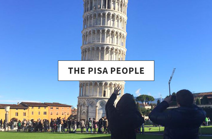 My Favourite Part of Pisa